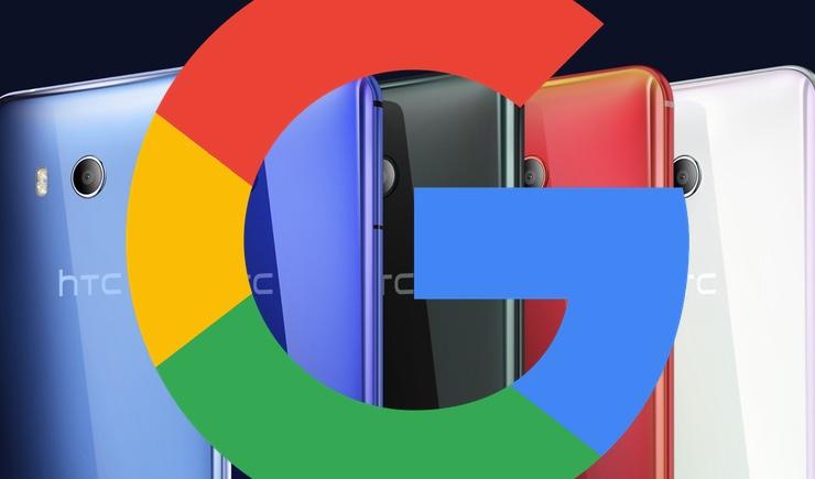 Google выкупит подразделение HTC за $1,1 млрд