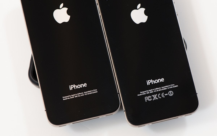iPhone без маркировки FCC