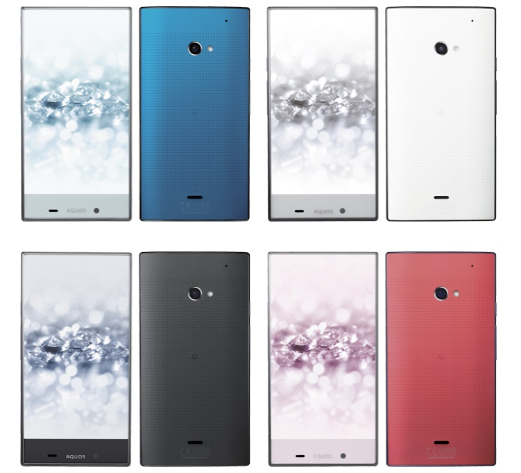 Новые Sharp Aquos