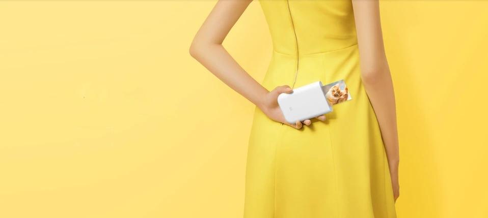 Портативный фото-принтер Xiaomi