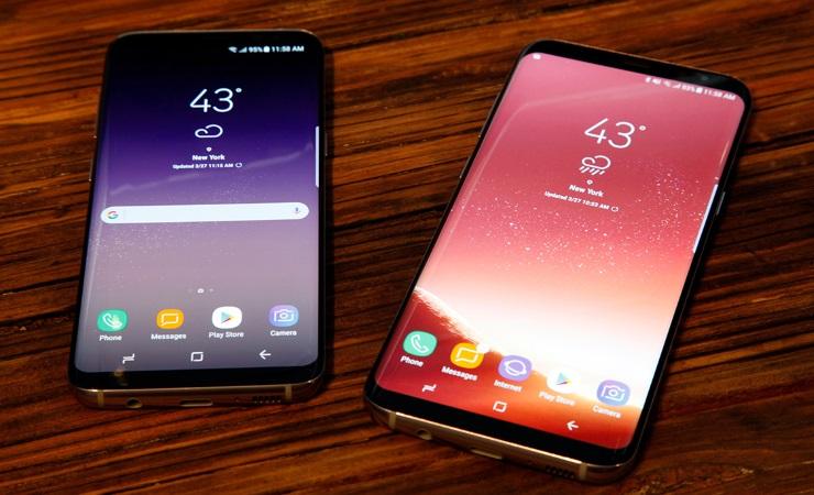 Galaxy S8 и Galaxy S8+