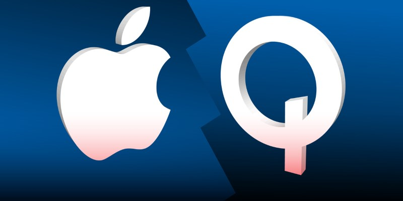 Apple воюет с Qualcomm
