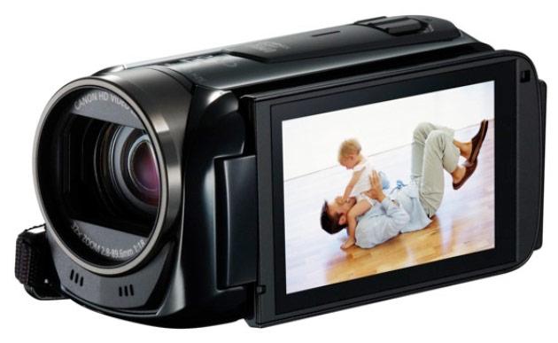 Canon VIXIA R50