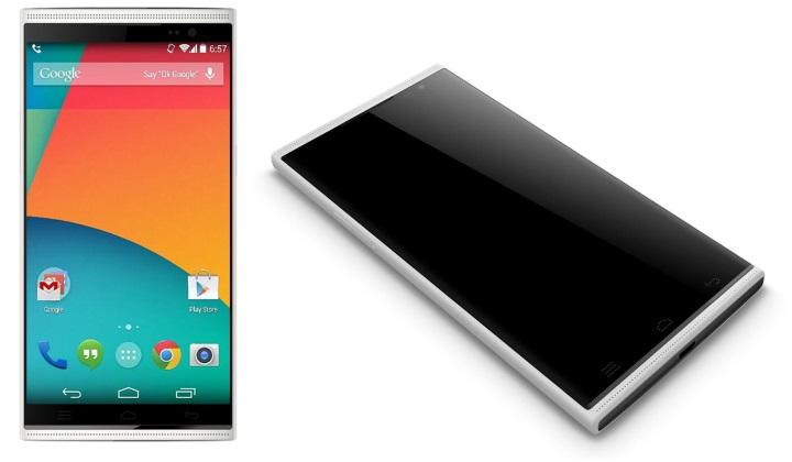 Otium U5   недорогой смартфон с тонкими рамками