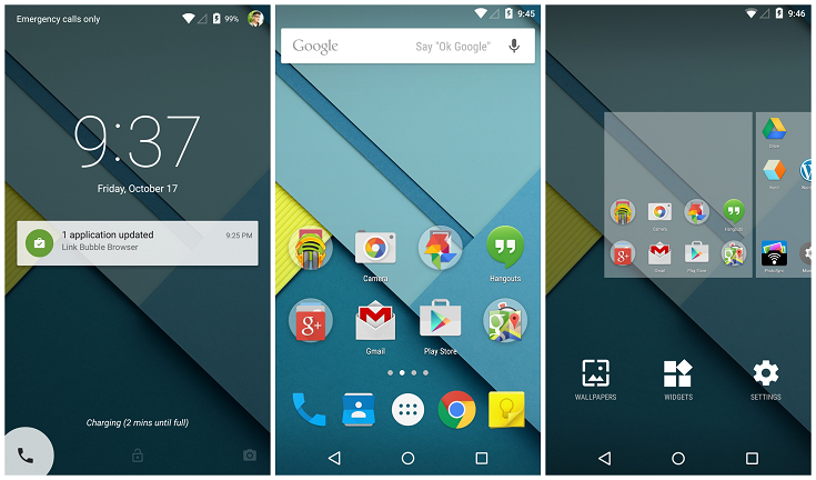 Android-5.0-Lollipop-lockscreen-homescreen.png