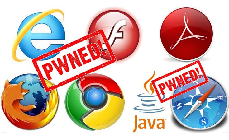 Firefox, Chrome, Safari и IE взломаны на хакерском конкурсе Pwn20wn 2015