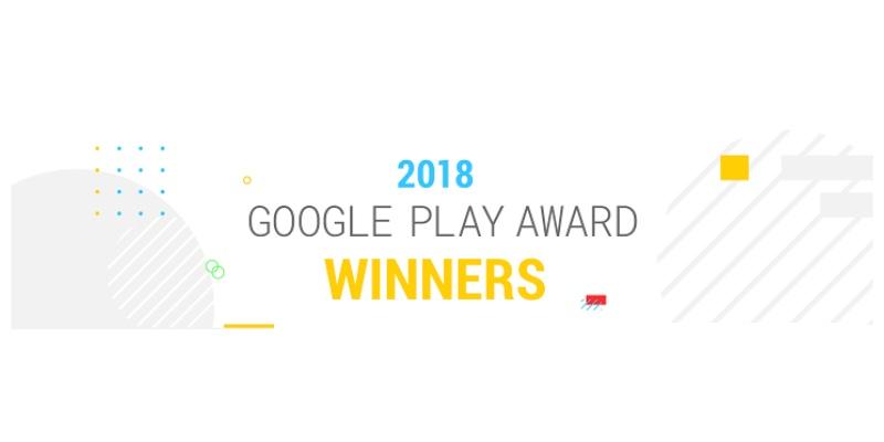 Google Play Awards: названы лучшие приложения и игры для Android в 2018 году