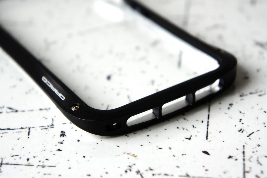 Обзор защиты Draco для iPhone 5 и 5s на iGuides.ru