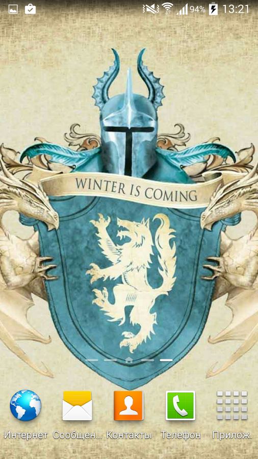Wallpaper with Game of Thrones