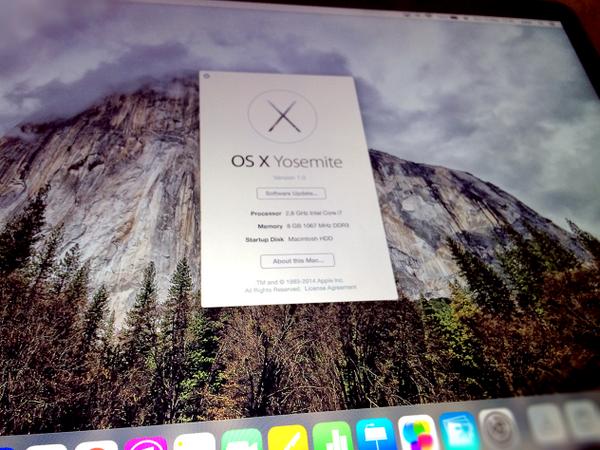 OS X 10.10 будет называться Yosemite и получит иконки в стиле iOS 7 (Фото) / Surfingbird знает всё, что ты любишь