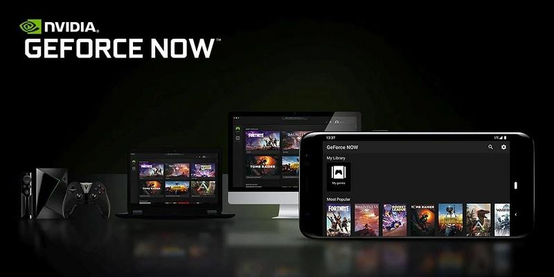 Nvidia добавляет 5 новых игр в GeForce Now