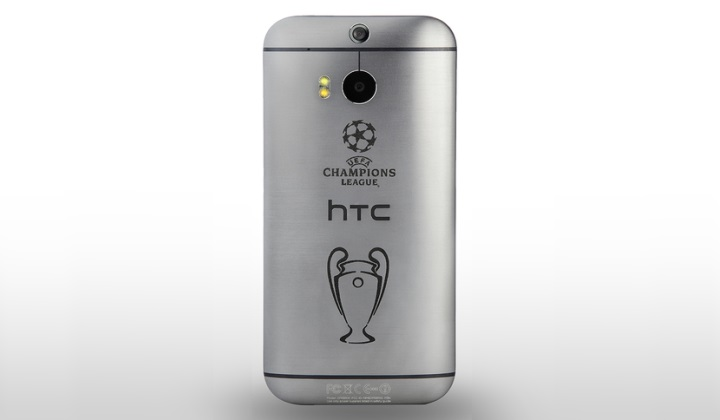 HTC One M8 Champions League Collector's Edition