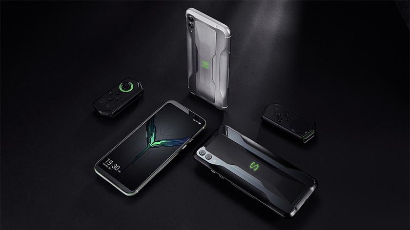 Игровой смартфон Black Shark 2 официально представлен