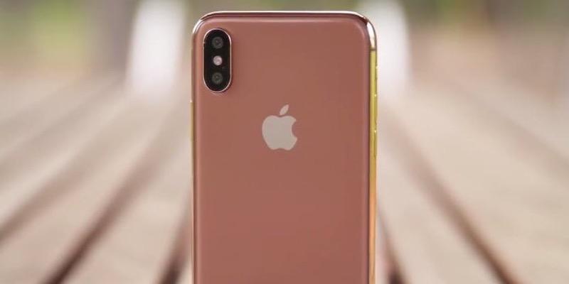 Apple скоро стартует продажи iPhone X в новом цвете