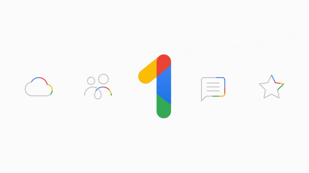 Google переименовал собственный облачный сервис Drive— сейчас это Google One