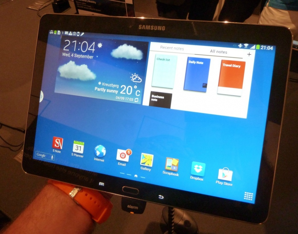 Samsung Galaxy Note 10.1 2014 Edition / Tablet PC Review