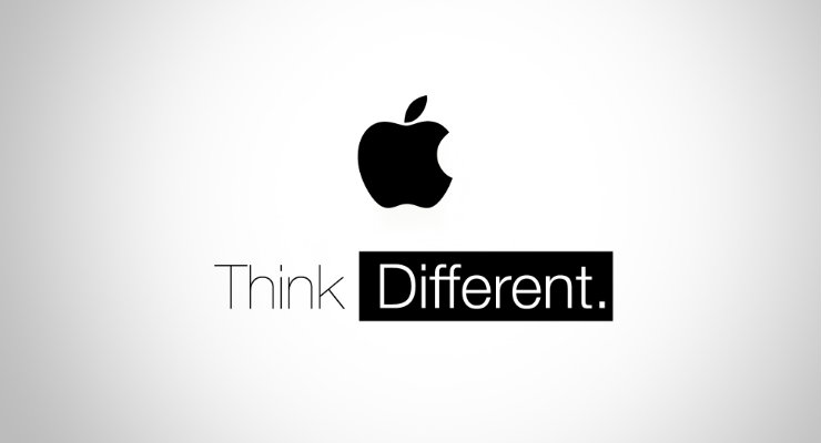 "Apple расширила действие патента ""Think Different"" на Apple Watch, iPad и Siri"