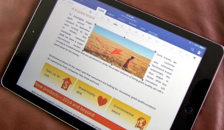 Office для iPad