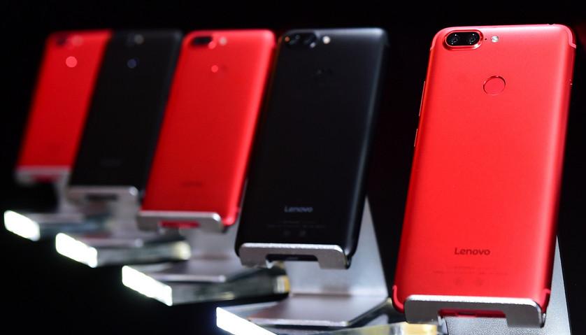 Lenovo представила стодолларовые безрамочные мобильные телефоны K5 иK5 Play