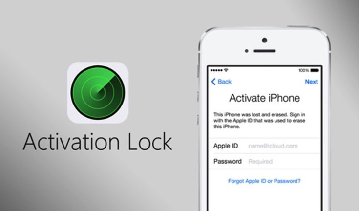 Activation lock