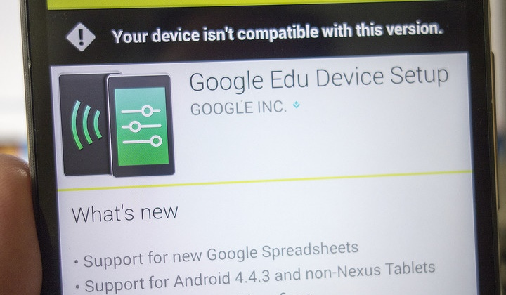 Edu Device Setup