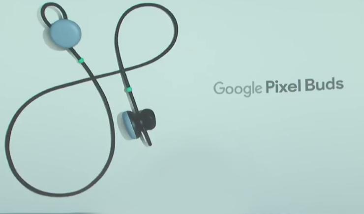 Google представила наушники Pixel Buds ссинхронным переводчиком