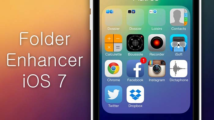 FolderEnhancer (iOS 7)