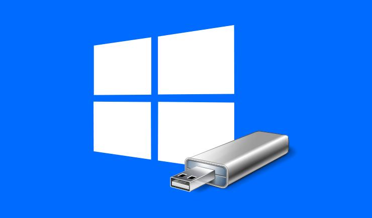 Как запустить Windows с флешки без установки