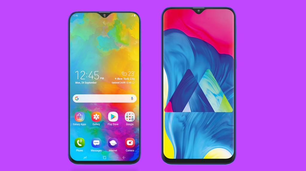 7c3c279f0e104 Компания Samsung представила в Индии линейку бюджетных смартфонов Galaxy M.  В этот раз устройства действительно стоят недорого, а не просто называются  ...