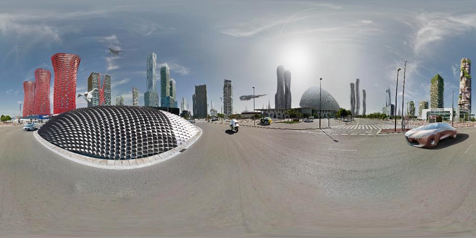 Земля 2050