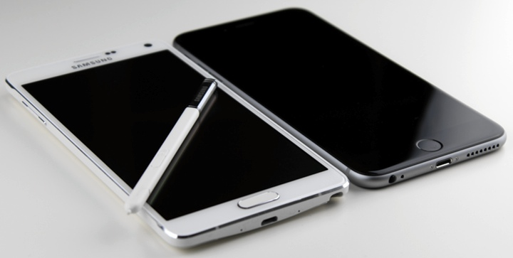знакомство с iphone 6 plus