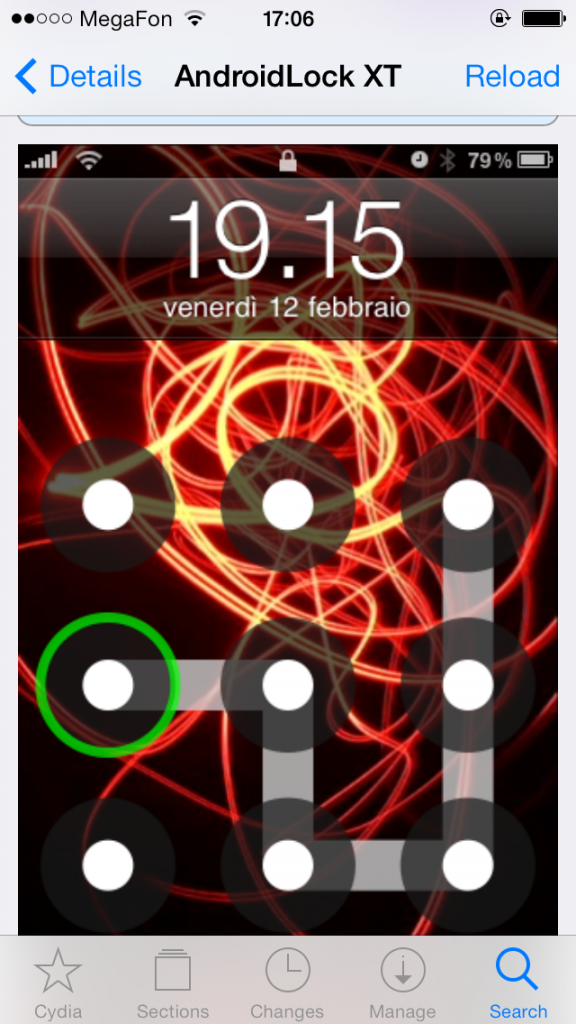 AndroidLock XT