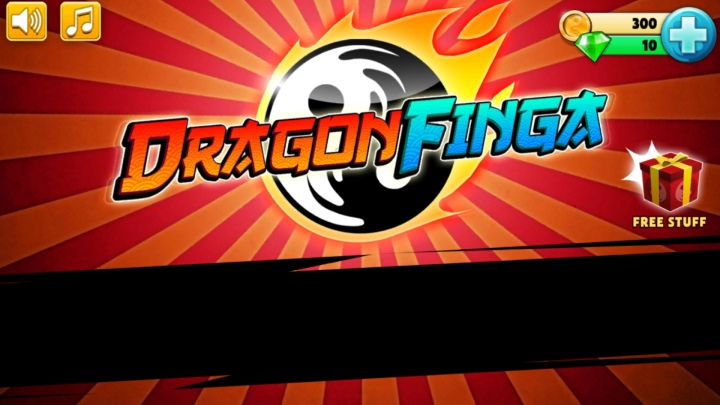 Dragon Fingа