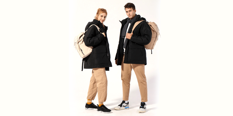 NINETYGO Smart Heated Parka