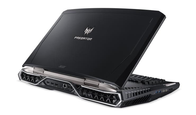 В Российскую Федерацию приехал ноутбук Acer Predator 21 Хза700 тыс. руб.