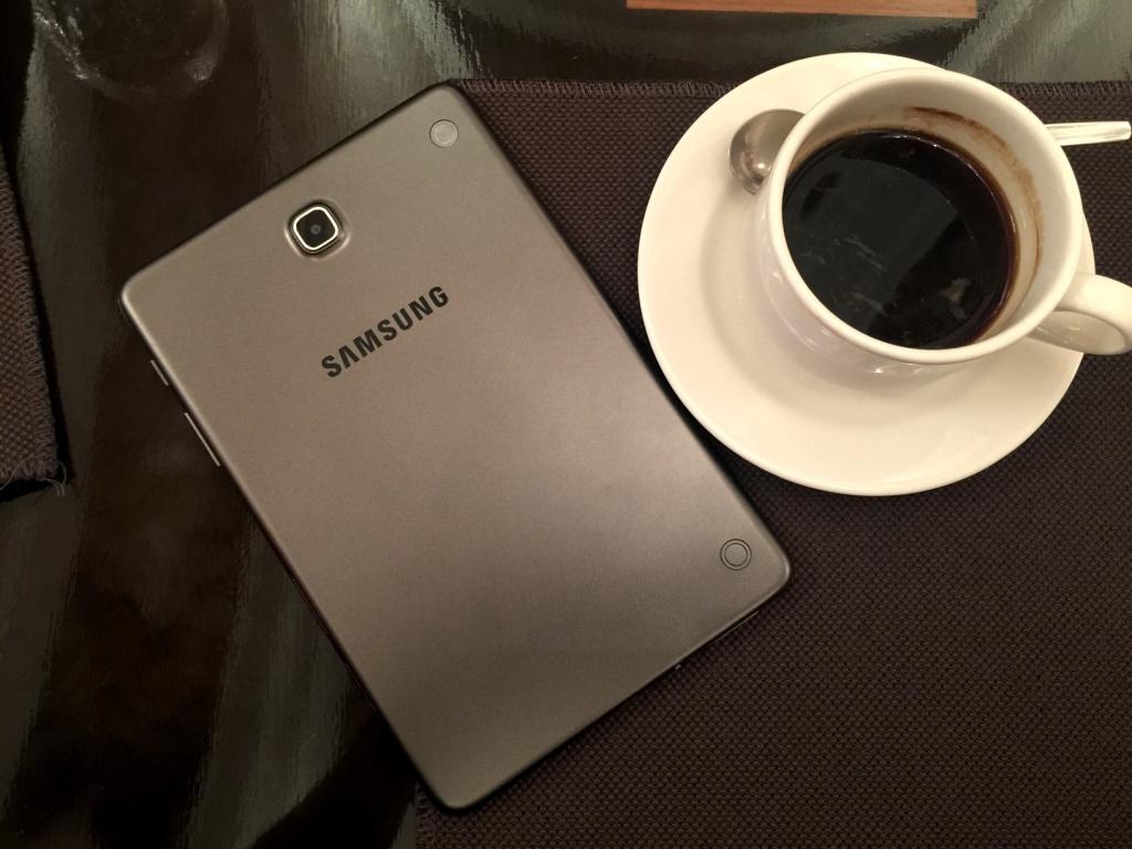 Российская премьера Samsung GALAXY Tab A