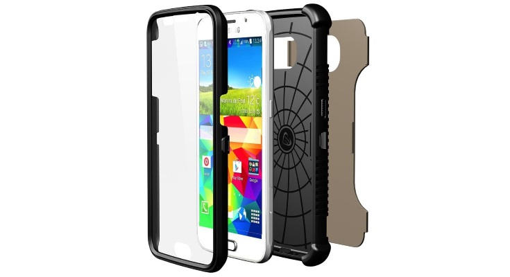 LUVVITT® ULTRA ARMOR Case for Galaxy S6