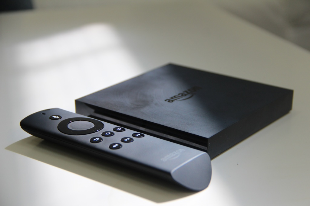 Обзор Amazon Fire TV
