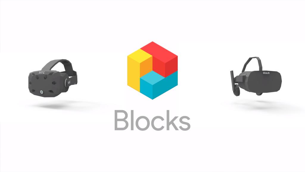 Google выпустила 3D-редактор для виртуальной реальности Blocks