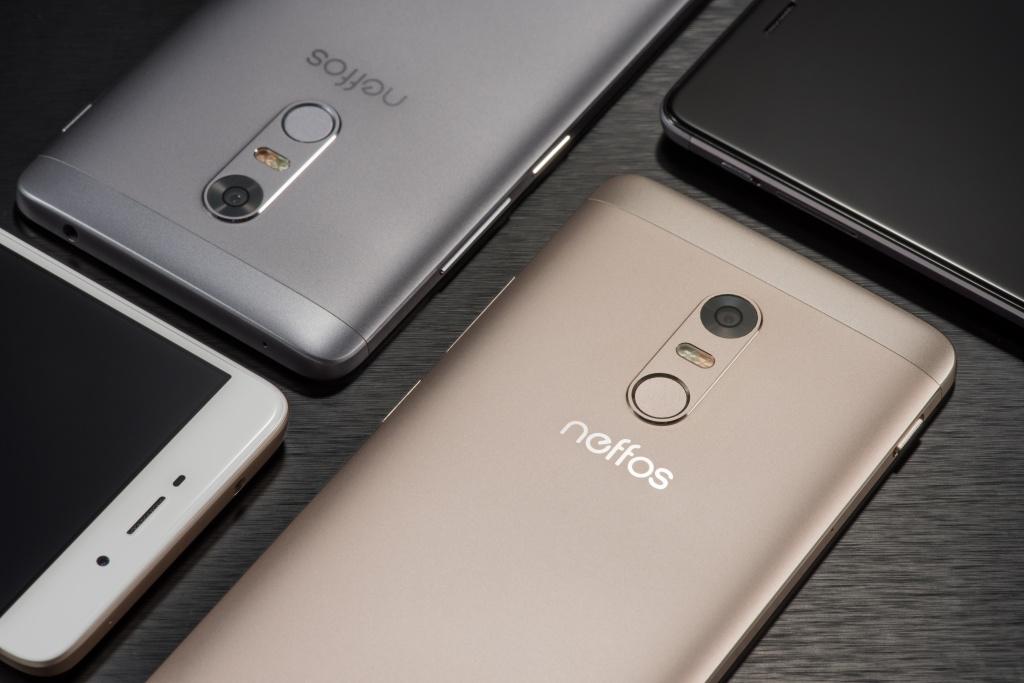 Neffos представил новые мобильные телефоны в Российской Федерации