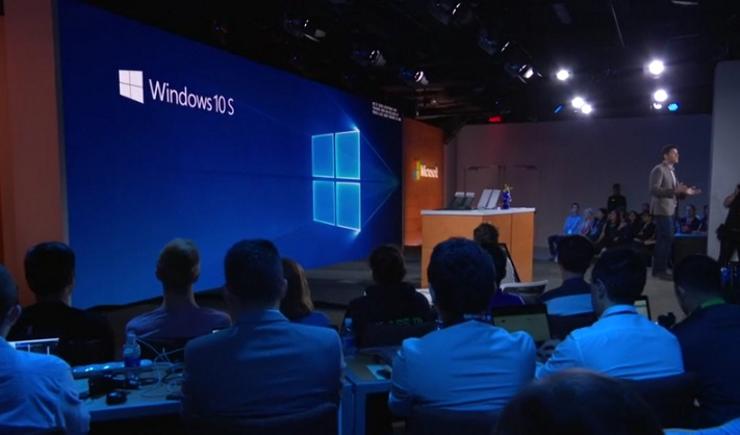 Любой пользователь может установить Windows 10 S на свой ПК