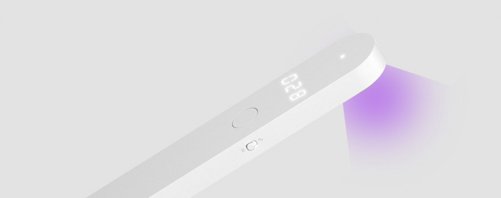 Портативный стерилизатор Xiaomi