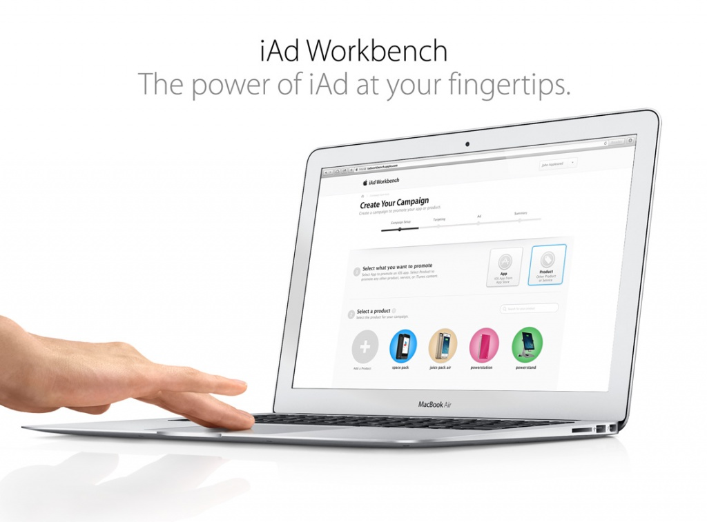 iAd App Network и iAd Workbench в России
