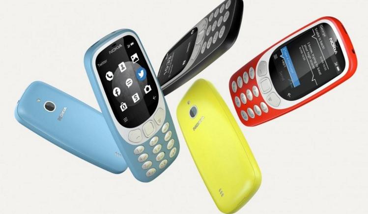Представлена обновленная нокиа 3310 споддержкой 3G