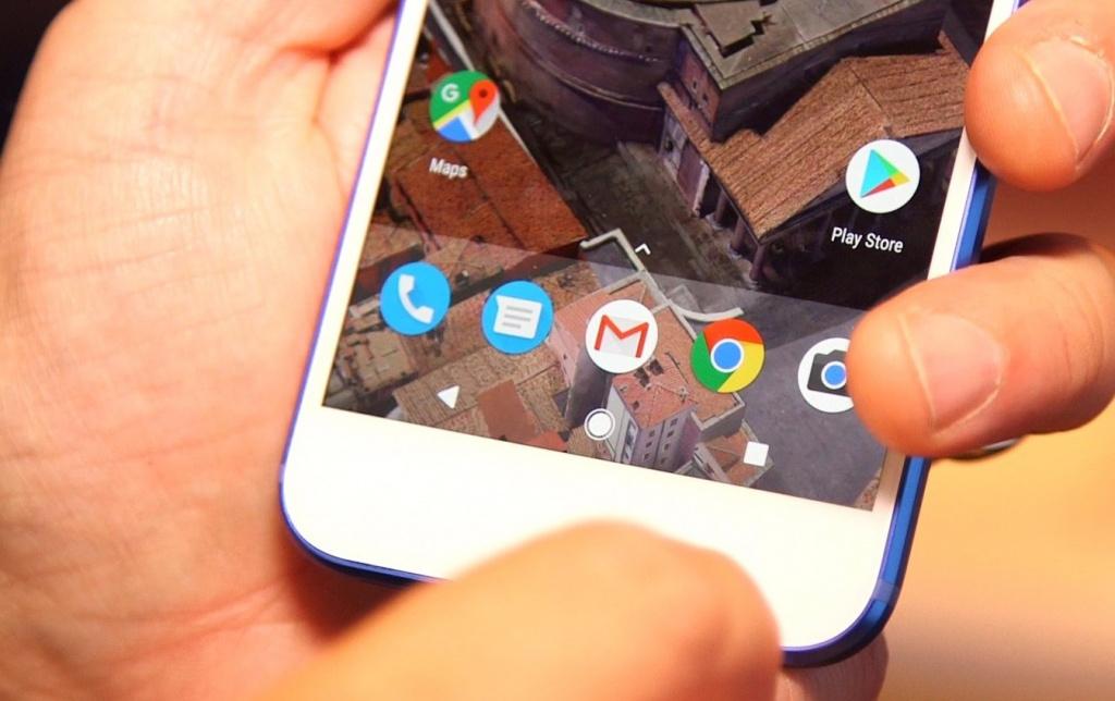Google тайно купил стартап стехнологией превращения дисплеев  вдинамики