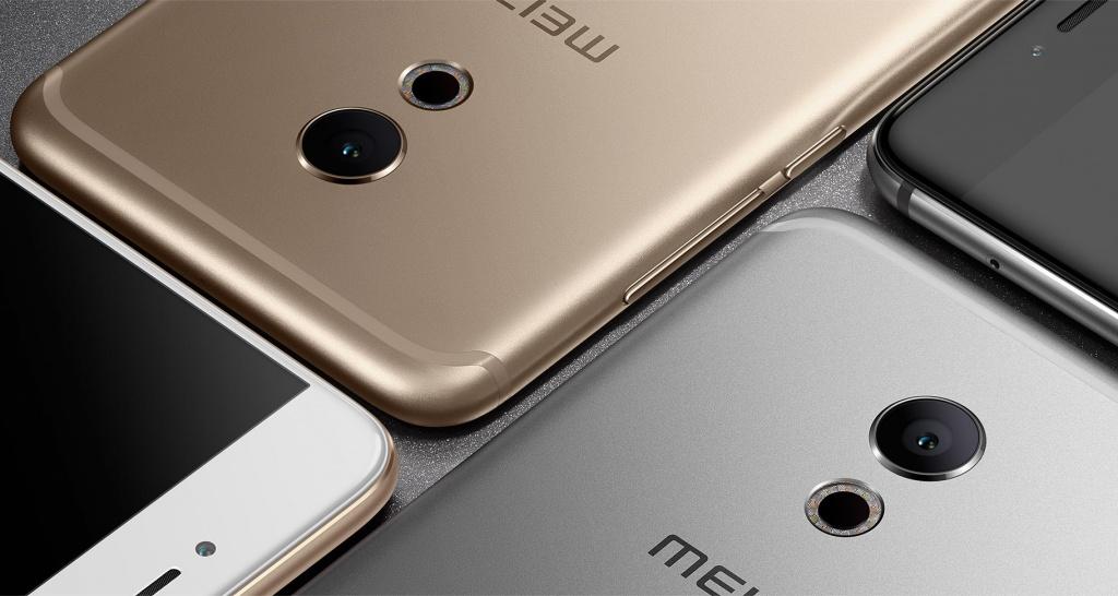 Meizu Pro 6 — клон iPhone 6s с аналогом 3D Touch и 10-ядерным процессором