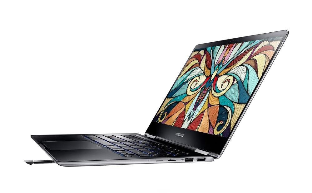 Самсунг представила гибридный ноутбук совстроенным стилусом SPen