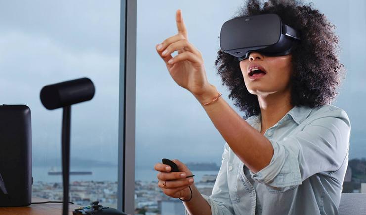 Автономная VR-гарнитура отOculus будет стоить $200