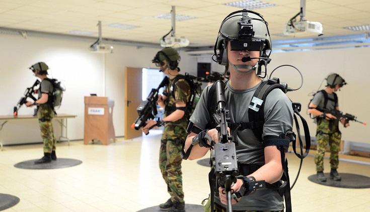 Как-то так могут выглядеть будущие военные конфликты
