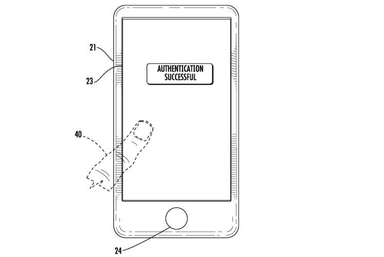 Патент Apple подтвердил ожидаемые характеристики iPhone 8